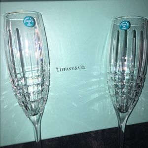 Tiffany Champagne Glasses