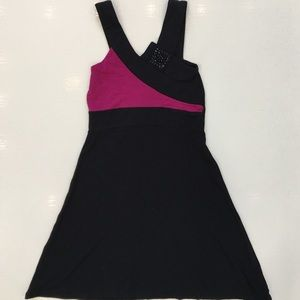 Sally Miller Other - Girls Awesome Black Purple Dress Size 10