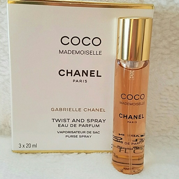 7661bf35cffd Chanel Other | Paris Coco Mademoiselle Eau De Perfume | Poshmark