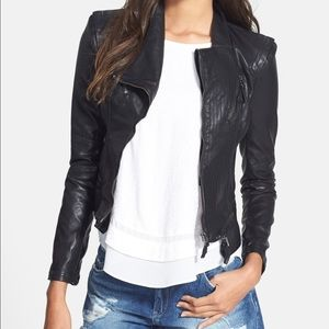 Jackets & Blazers - BlancNYC Faux leather jacket