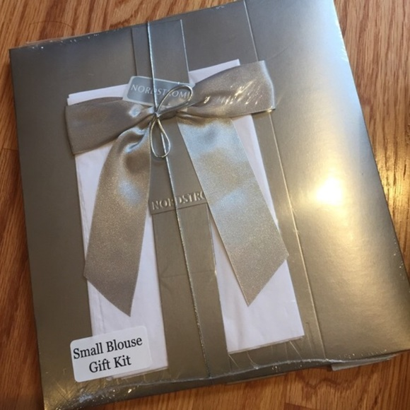 Nordstrom - Nordstrom Gift Box, tissue paper, ribbon, sticker from ...