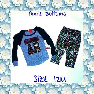 Apple Bottoms Other - APPLE BOTTOMS 2PC OUTFIT - NWT