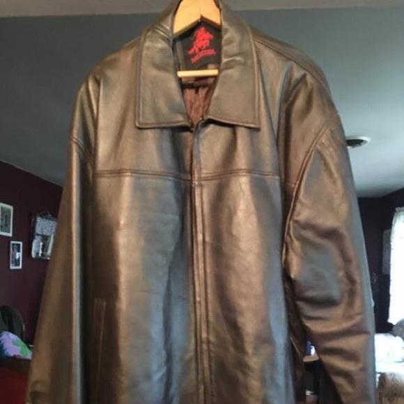 565fe359 Winchester Jackets & Coats | Leather Coat | Poshmark