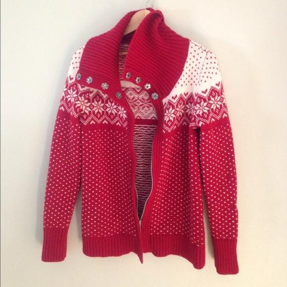77% off Eddie Bauer Sweaters - 🎄SALE Eddie Bauer Nordic Fair Isle ...