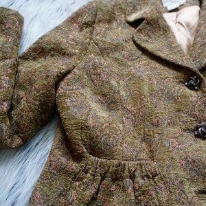 Vintage Tapestry Jacket!