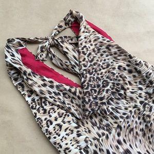 Donna Ricco Dresses & Skirts - Sexy and slinky. Donna Rocco leopard dress. Size 6