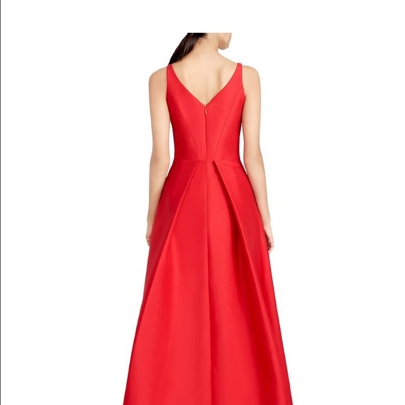 59% off Halston Heritage Dresses & Skirts - Halston heritage red ...