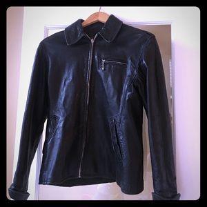 Jackets & Blazers - 100% Lambskin Jacket