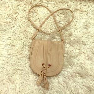 Faux Leather Crossbody Bag H&M