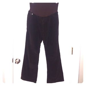 A Pea in the Pod Pants - A Pea In The Pod Brown Cords Size L-EUC