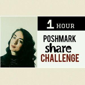 Other - New Poshmark Challenge Vlog video [3.8.17]