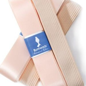Bloch Shoes - Bunheads Ballet Pointe Shoe Ribbon and Elastic
