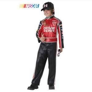 Other - NASCAR Boys costume small never worn