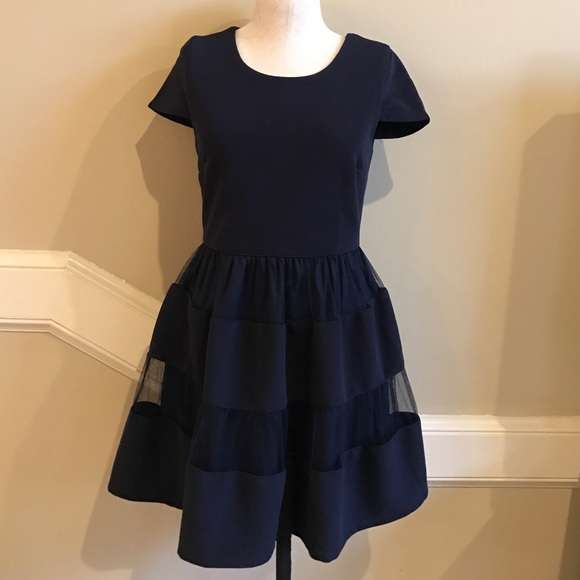 37d2f756ef Francesca s Collections Dresses   Skirts - Francesca navy dress size small