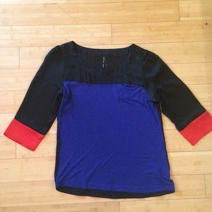 Three quarter length shirt