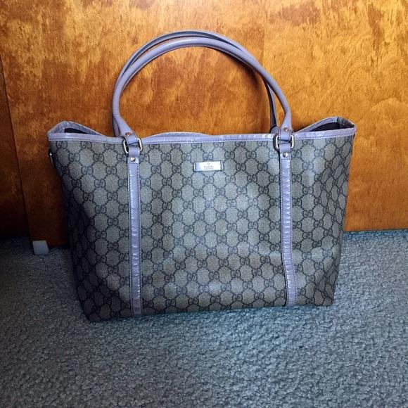4280a5353e77 Gucci Handbags - ❤️LAST CALL Authentic Gucci Neverfull Tote