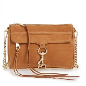 Rebecca Minkoff Mac Daddy crossbody/clutch