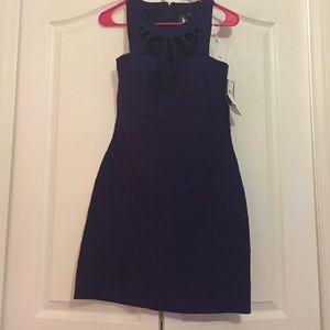 Dresses & Skirts - Mini blue dress
