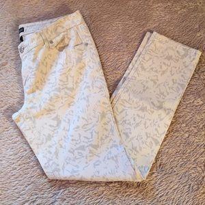 a.n.a Denim - 💋MAKE OFFERS💋 Printed skinny jeans