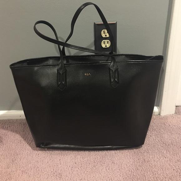 54095abb8670 Ralph Lauren Black Label Bags