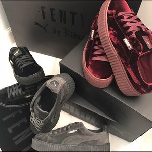 Puma Rihanna Puma X Fenty Creepers From Lauran S Closet On Poshmark