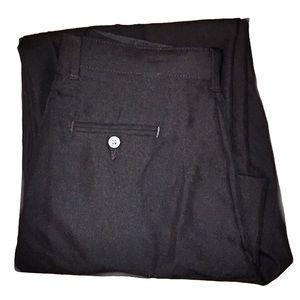 Dockers Other - Dockers Boy Poly Pleated Black Dress Pants Sz 20R
