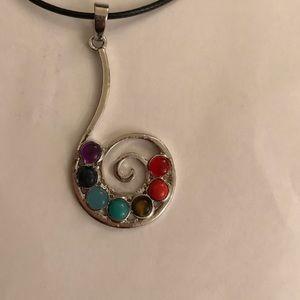 Jewelry - Healing Chakra necklace