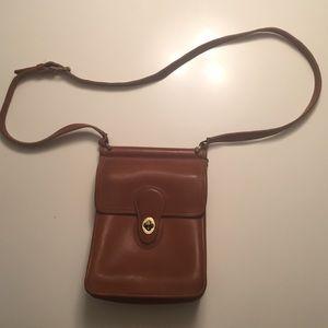 Coach Vintage Murphy Willis Leather Shoulder bag