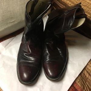 Laredo Other - Genuine Leather Laredo Boots 9-1/2EE