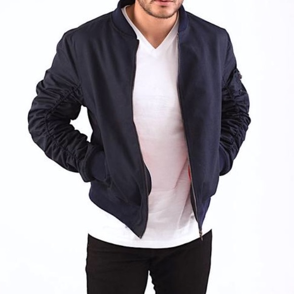 Cartel Men's Bomber Jacket