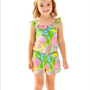 Lilly Pulitzer Other - 🆕LISTING! Girls Lilly Pulitzer romper