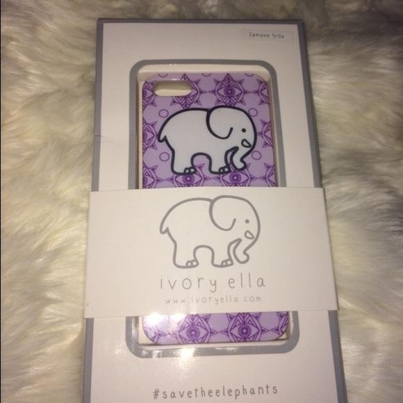 ae636d6a2 Ivory Ella iPhone 5 case