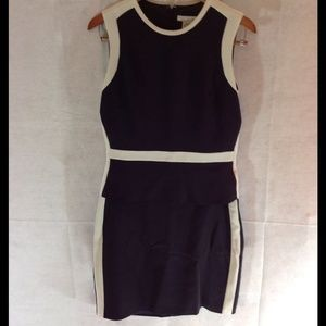 Ice Dresses & Skirts - ICE size 8 black & white skirt/top outfit