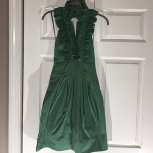 BCBGMaxAzria Dresses & Skirts - BCBG Halter Dress