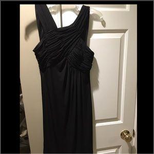 Boston Proper black dress
