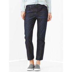GAP Denim - Gap High Rise Crop Jeans