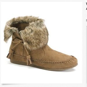 Madden Girl Shoes - 🎁NWT Casual Moccasin Ankle Boot 7.5
