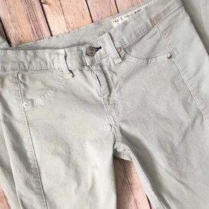 Rag & Bone Jeans Mint Green Lita Skinny Jodhpur 27