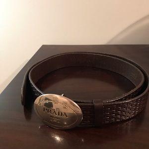Prada Other - Men's Prada belt