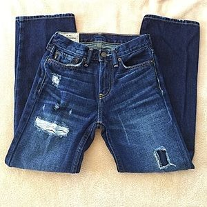 Abercrombie & Fitch Other - EUC Abercrombie Straight  Leg 👖