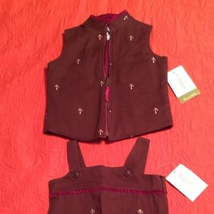 Hartstrings Other - KC Parker dress and vest outfit