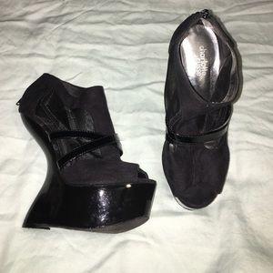Charlotte Russe heeless heels