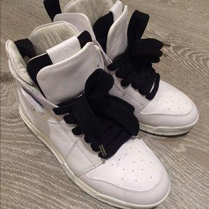Korban White Trainer Sneaker