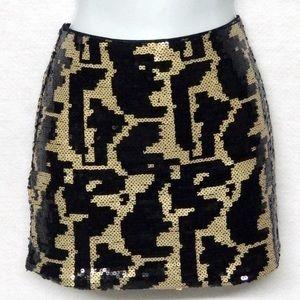 Sans Souci • Sequin Skirt