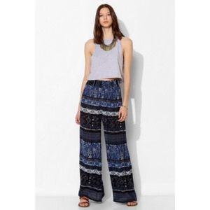 Urban Outfitters Pants - Ecote • Pasadena Wide Leg Pant