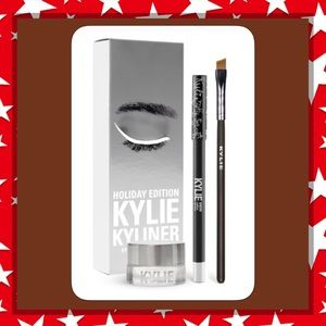 Kylie Cosmetics Other - SALE🔴NIB⭐️Auth🔺 Snow- KyLiner🔺 Ltd.Ed. 🔺S/OUT
