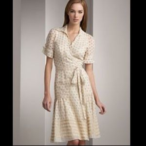 Diane von Furstenberg Dresses & Skirts - Diane Von Furstenberg Bellette embroidered dress