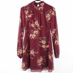 Dresses & Skirts - Keyhole Floral Season Dress