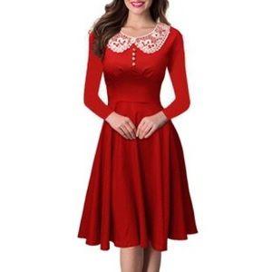 Dresses & Skirts - Red Vintage dress