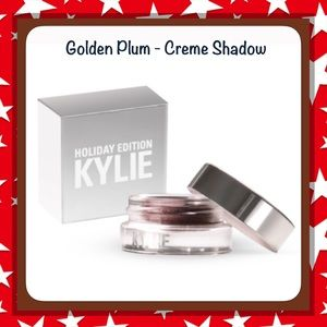 Kylie Cosmetics Other - SALE♦️NIB⭐️Auth.🔺 Golden Plum Shadow🔺Ltd.Ed.